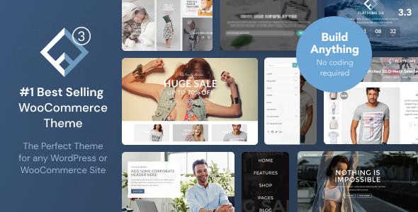 20+ Best WordPress Ecommerce Theme 2021