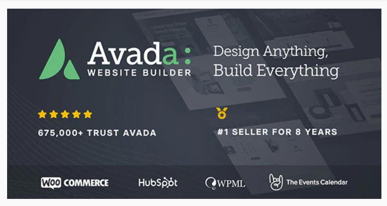 Avada | Website Builder For WordPress & WooCommerce