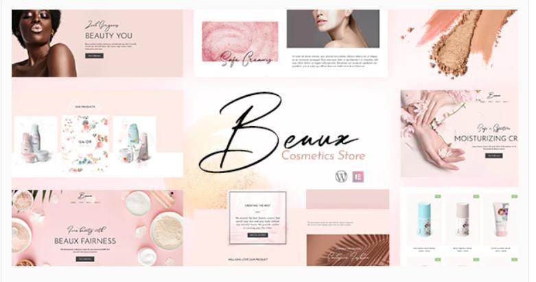 Beaux - Beauty Cosmetics Shop