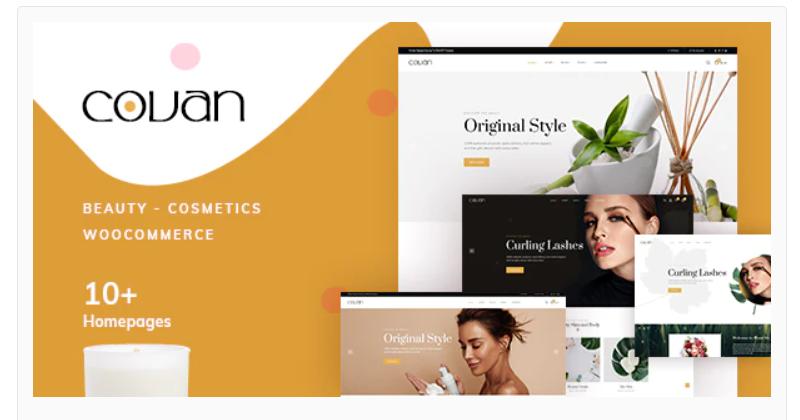 Covan – Cosmetics WooCommerceWordPress Theme