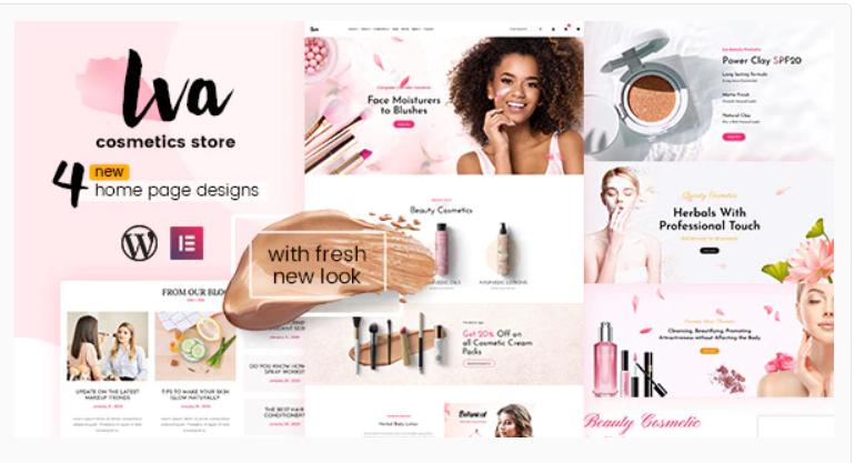 Iva - Beauty Store, Cosmetics Shop